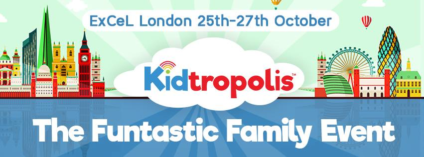 Kidtropolis London – A Funtastic Family Event