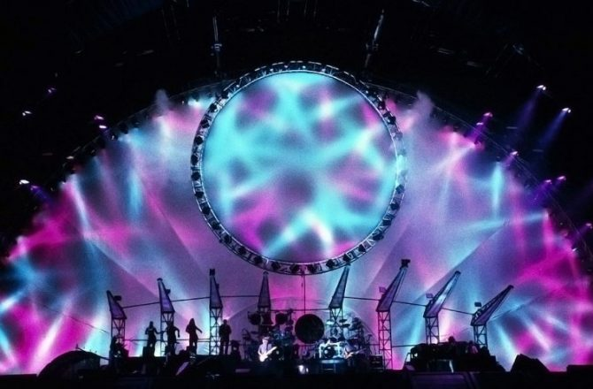 The Australian Pink Floyd @ Brighton Centre